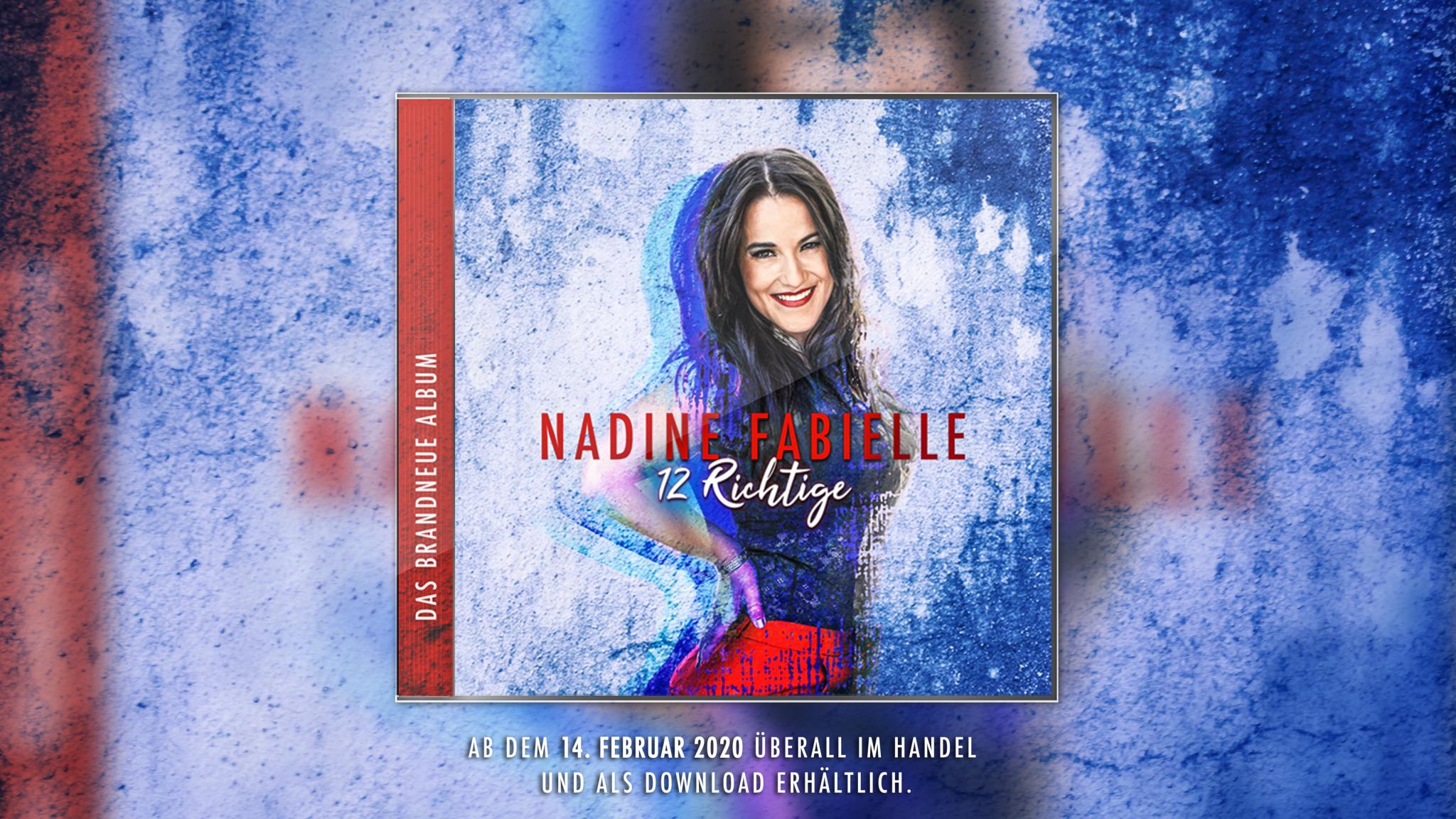 12 Richtige für Nadine Fabielle