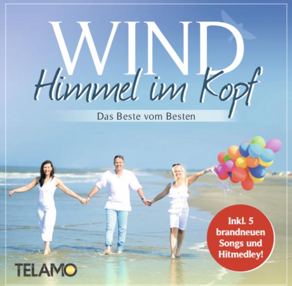 WIND – Himmel im Kopf (Comp. + 5 Tracks)