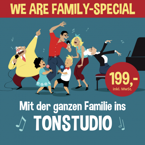 Special für Familien